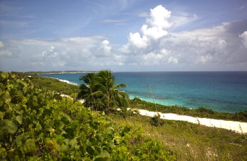 Atlantic ocean view